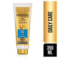 Pantene Pro-V Daily Care Oil Replacement Leave-on Cream 350 ml
