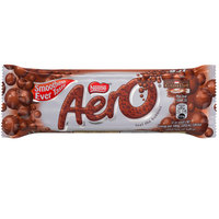 Nestlé Aero Milk Chocolate Bar 41g