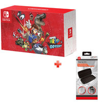 Nintendo Switch Super Mario Odyssey Console+Starter Pack