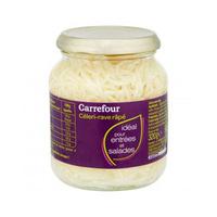 Carrefour Celeriac Grated 370ML