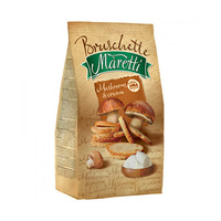 Maretti Bruschette Mushrooms And Cream Baked Bread Snack 140GR
