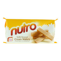 Nutro Cream Wafers Vanilla Flovoured 75g
