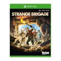 Microsoft Xbox One Strange Brigade