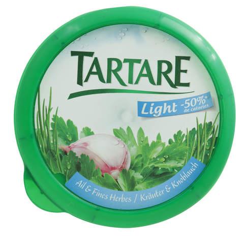 Tartare-Ail-&-Fine-Herbes-Light-150g