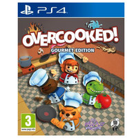 Sony PS4 Overcooked