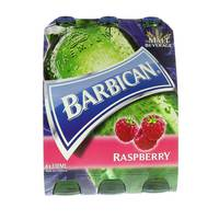 Barbican Raspberry Non Alcoholic Malt Beverage 6 x 330 ml