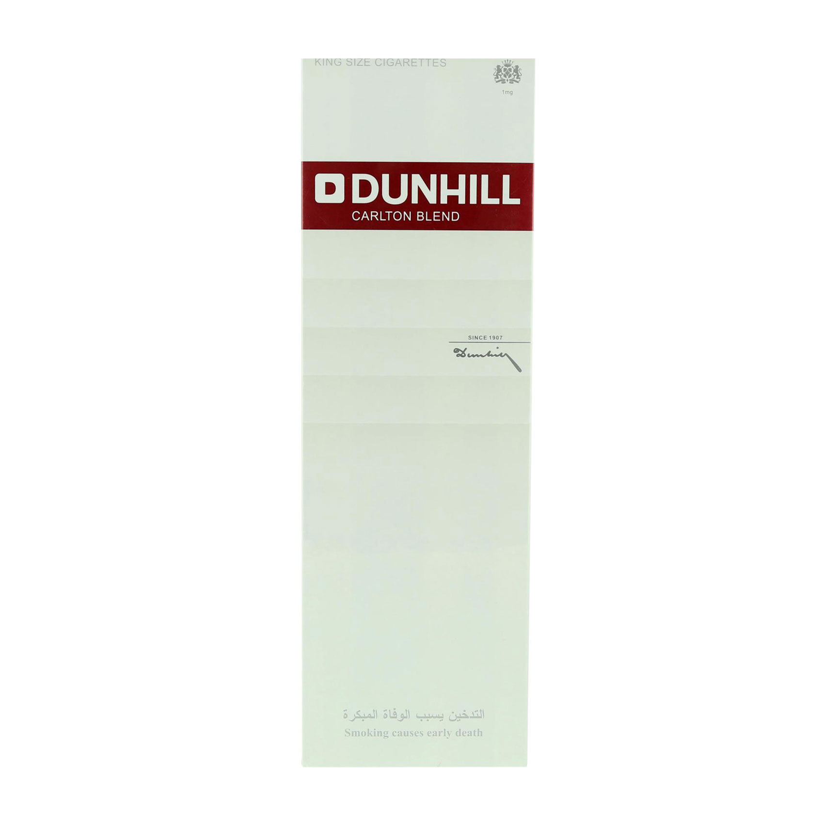 DUNHILL CARLTON BLEND - OUTER X10
