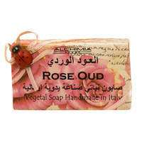 Alchimia Rose Oud Vegetable Soap 200g