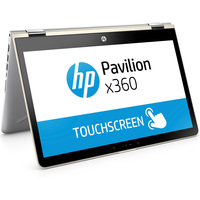 "HP 2 in 1 Pavilion 14-ba103 i7-8550 8GB RAM 1TB Hard Disk+128GB SSD 4GB Graphic Card 14"""