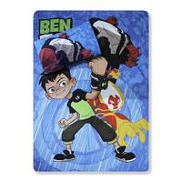 Ben-10 Duvet Cover Set with Pillow Case