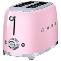 Smeg Toaster TSF01PKUK