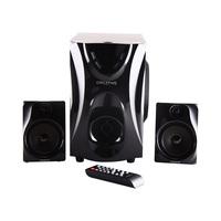 كرييتف مكبر الصوت مدعم بيو إس بي 25 واط موديل SBS E2400 لون أسود