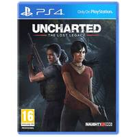 Sony PS4 Uncharted Lost Legacy
