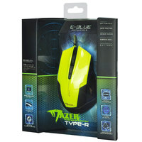 E-Blue Gaming Mouse Mazer -R 6D Pro