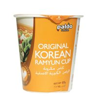 Paldo Original Korean Ramyun Cup Chicken Flavour 65g
