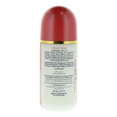 Yardley-Velvet-Rose-Deodorant-Roll-On-50ml