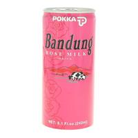 Pokka Bandung Rose Milk Drink 240ml