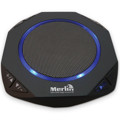 Merlin-Procall-Bluetooth-Conference-Speaker-with-Microphone