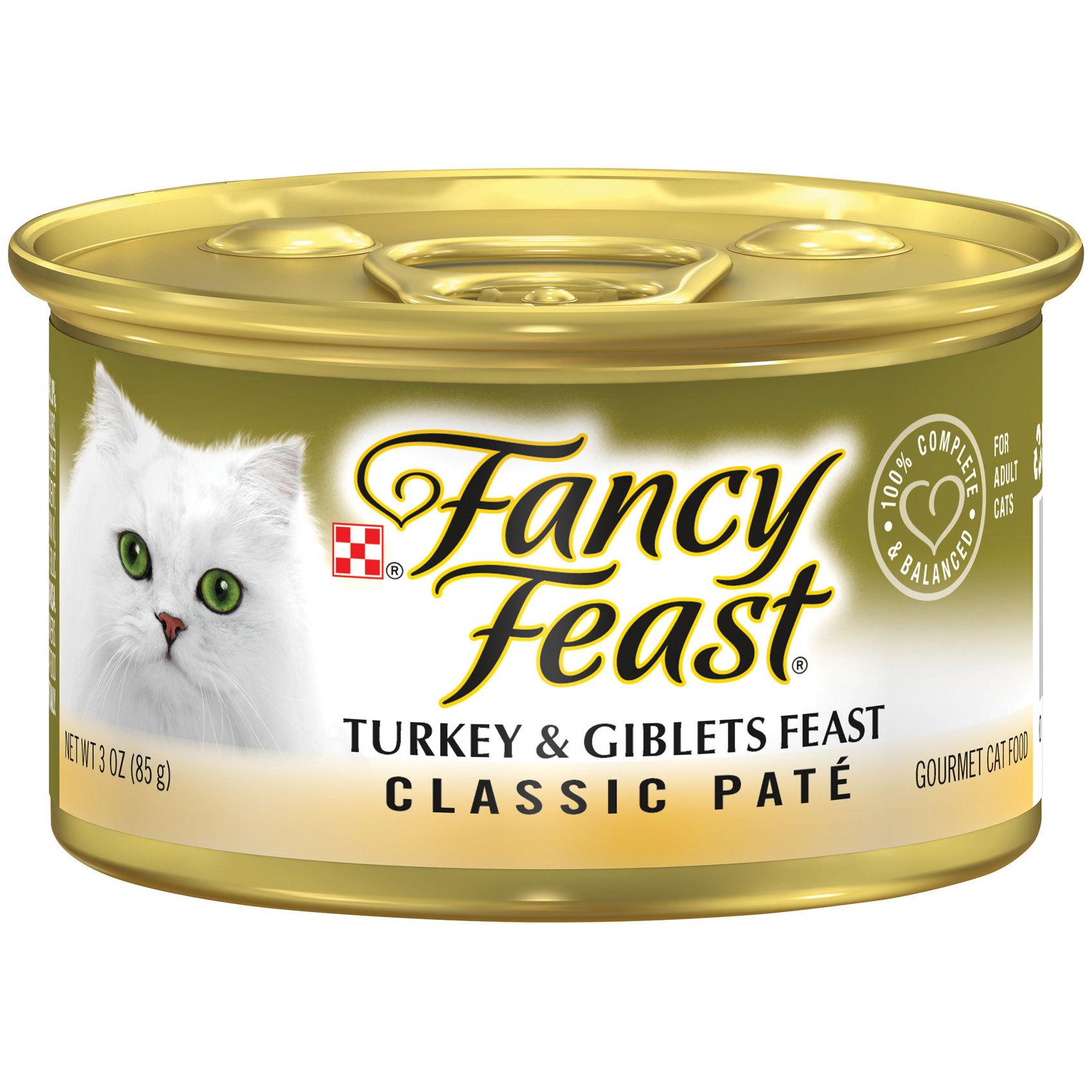 FANCY FEAST TURKEY & GIBLETS 85G