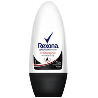 Rexona Women Antiperspirant Roll-On Antibacterial Invisible 50ml
