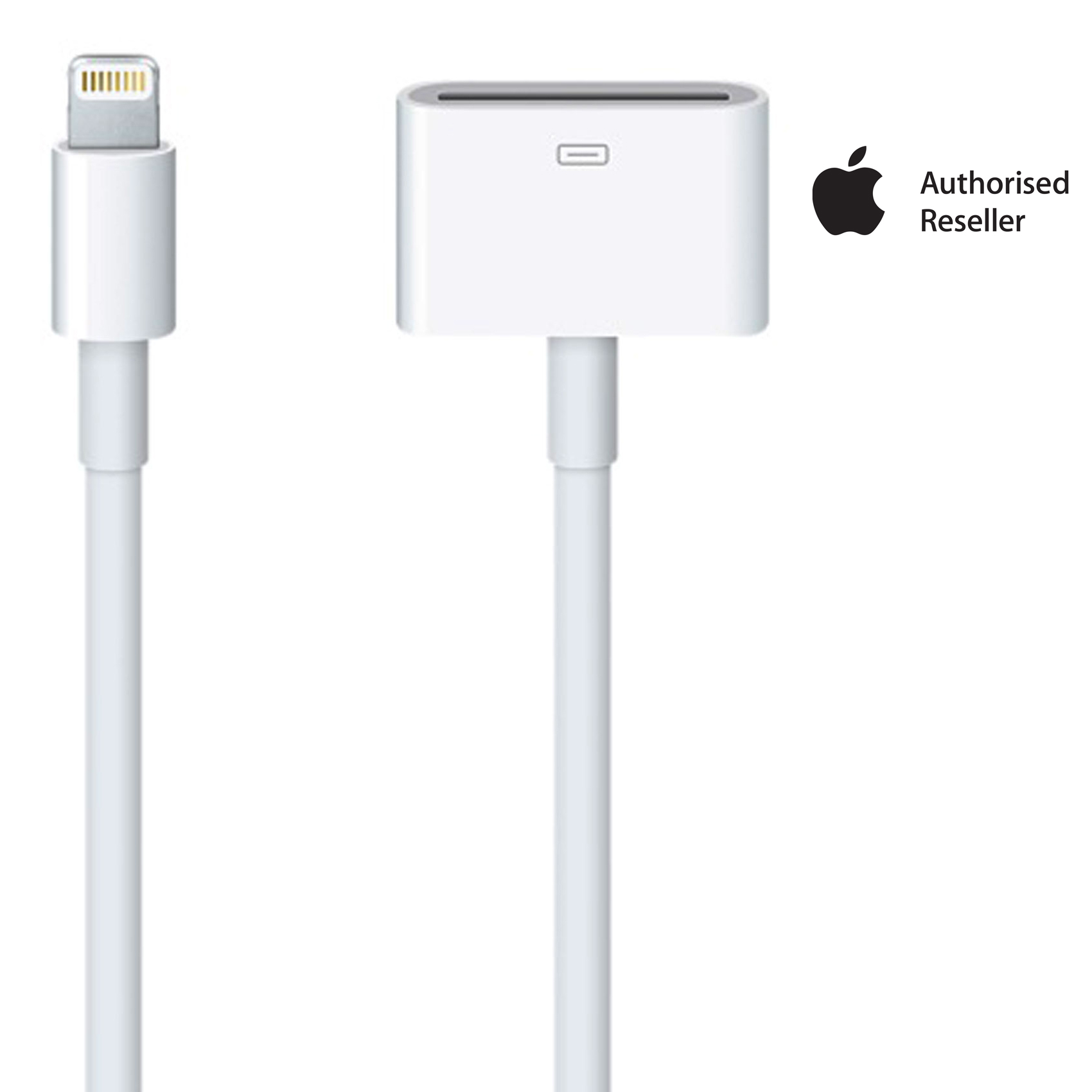 APPLE CABLE LIGHTNING TO 30PIN 0.2M