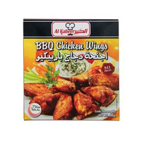 Al Kabeer BBQ Chicken Wings 400g