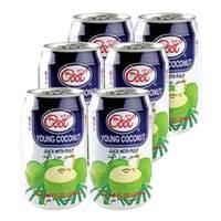 Ice Cool Coconut Juice 310mlx6