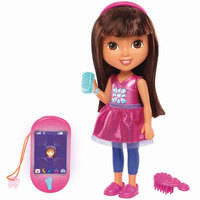 Fisher-Price Dora & Friends - Doll Assortment BHT40 Multicolor
