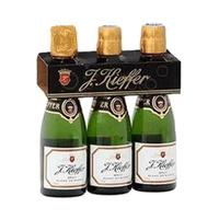 J.Kieffer Brut Mousseux Petillant Blanc De Blancs 3x20CL