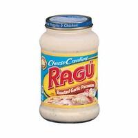 Ragu Sauce Garlic Parmesan 450GR