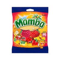 Mamba Candy Fruit Mix Bag 125GR