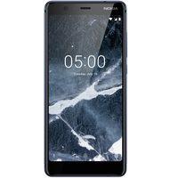 Nokia 5.1 Dual Sim 4G 16GB Blue