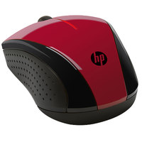 HP Wireless Mouse X3000 Red