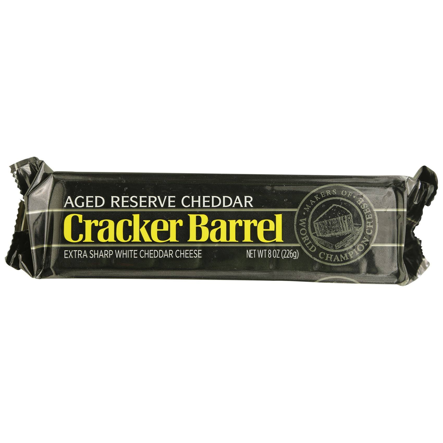 KRAFT CRACKER BARREL ARESERVE 283G