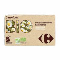 Carrefour Bio Organic Infusion Chamomile 20's
