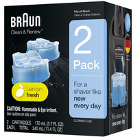 Braun Cartridge CCR2 CLEAN&RENEW