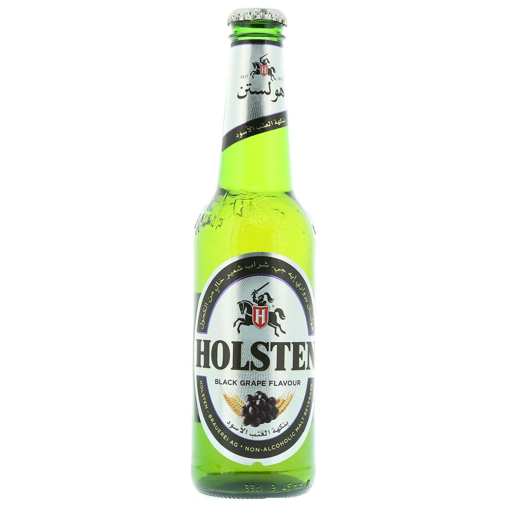 HOLSTEN BLACK GRAPE 330ML
