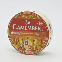 Carrefour Camembert Cheese 250 g