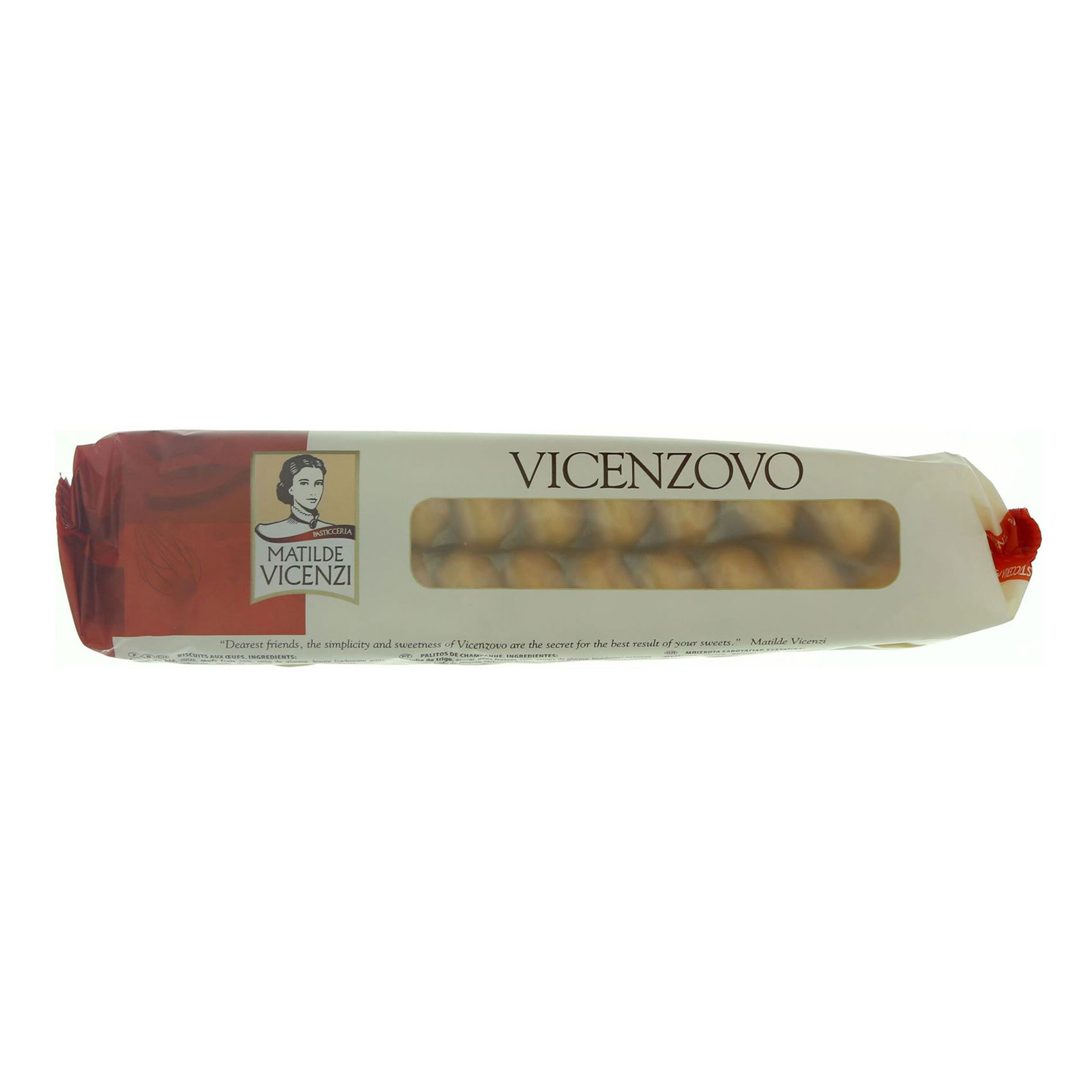VICENZI LADY FINGERS 200GR