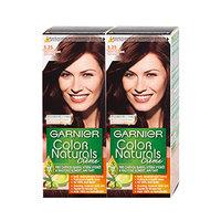 Garnier Color Naturals N5.25 Cinnamon Chocolate X2 15% Off