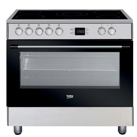 Beko-90X60-Cm-Gas-Cooker-GM1700