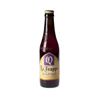 La Trappe Quadrupel Beer Bottle 10%V Alcohol 33CL