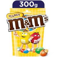 M&M'S® Peanut Chocolate Pouch 300 g