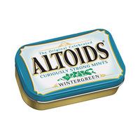 Altoids Candies Wintergreen Mints 50GR