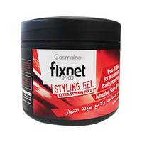 Fixnet Pro Gel Jar Red 450ML