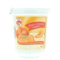 Al Ain Peach Apricot Yoghurt 380g