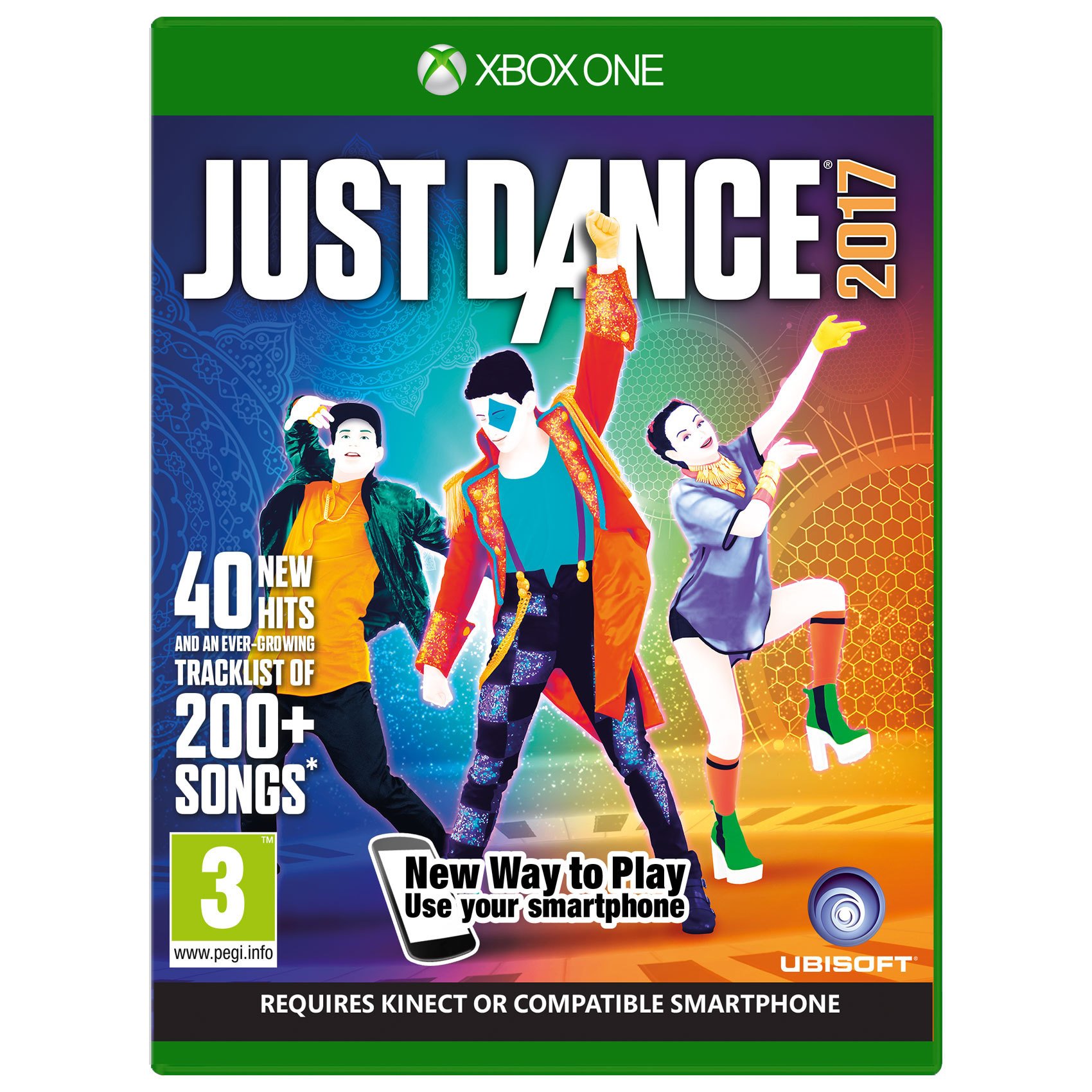 MICROSOFT XB1 JUST DANCE 2017