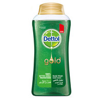 Dettol Gold Anti Bacterial Daily Clean Shower Gel 250 ml