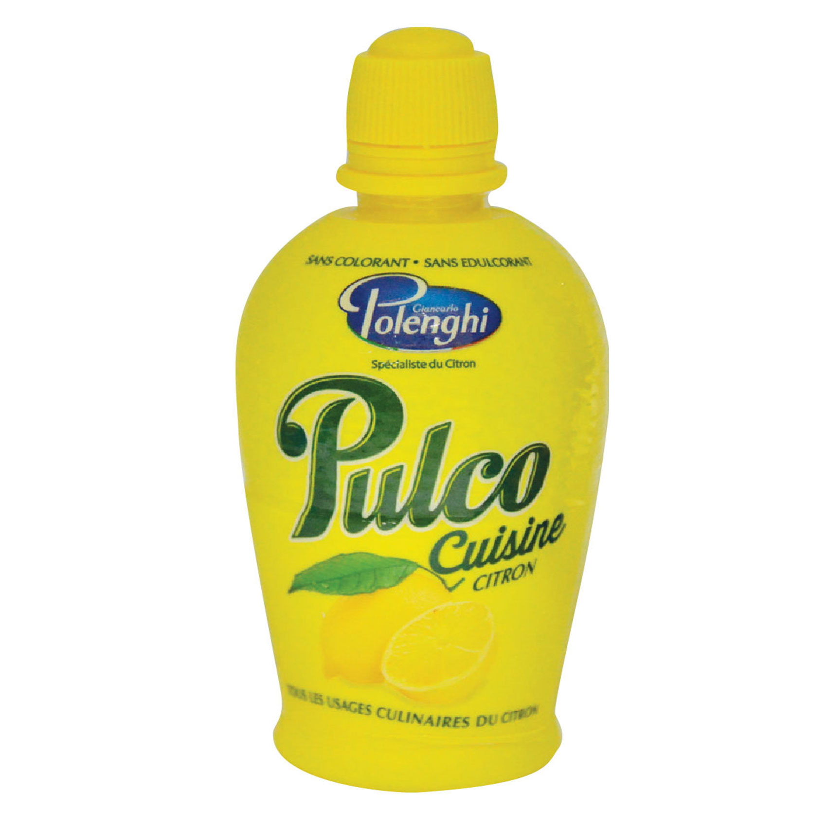 PULCO LEMON JUICE 125ML