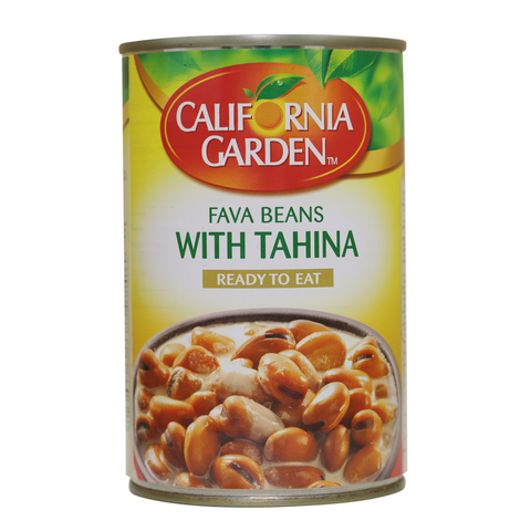 California-Garden-Fava-Beans-With-Tahini-450g